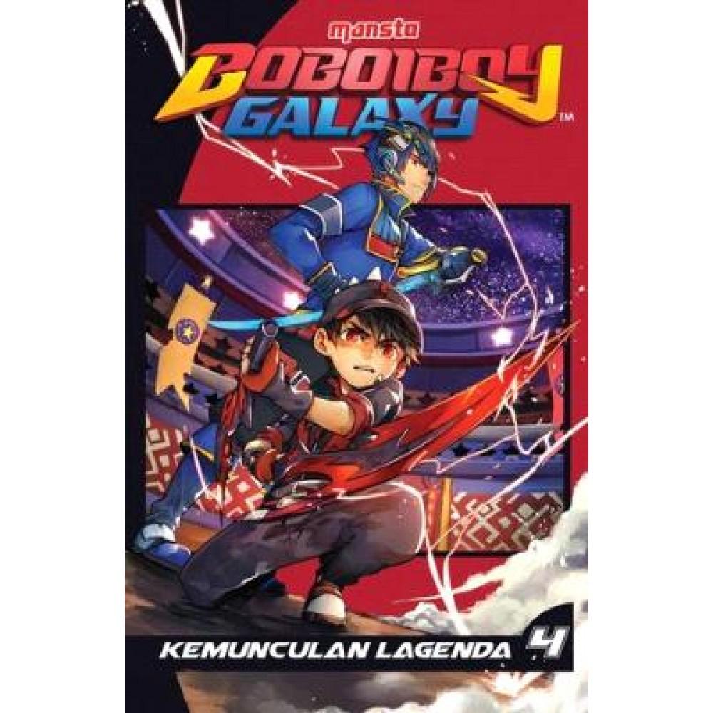 BOBOIBOY GALAXY 4: KEMUNCULAN LAGENDA