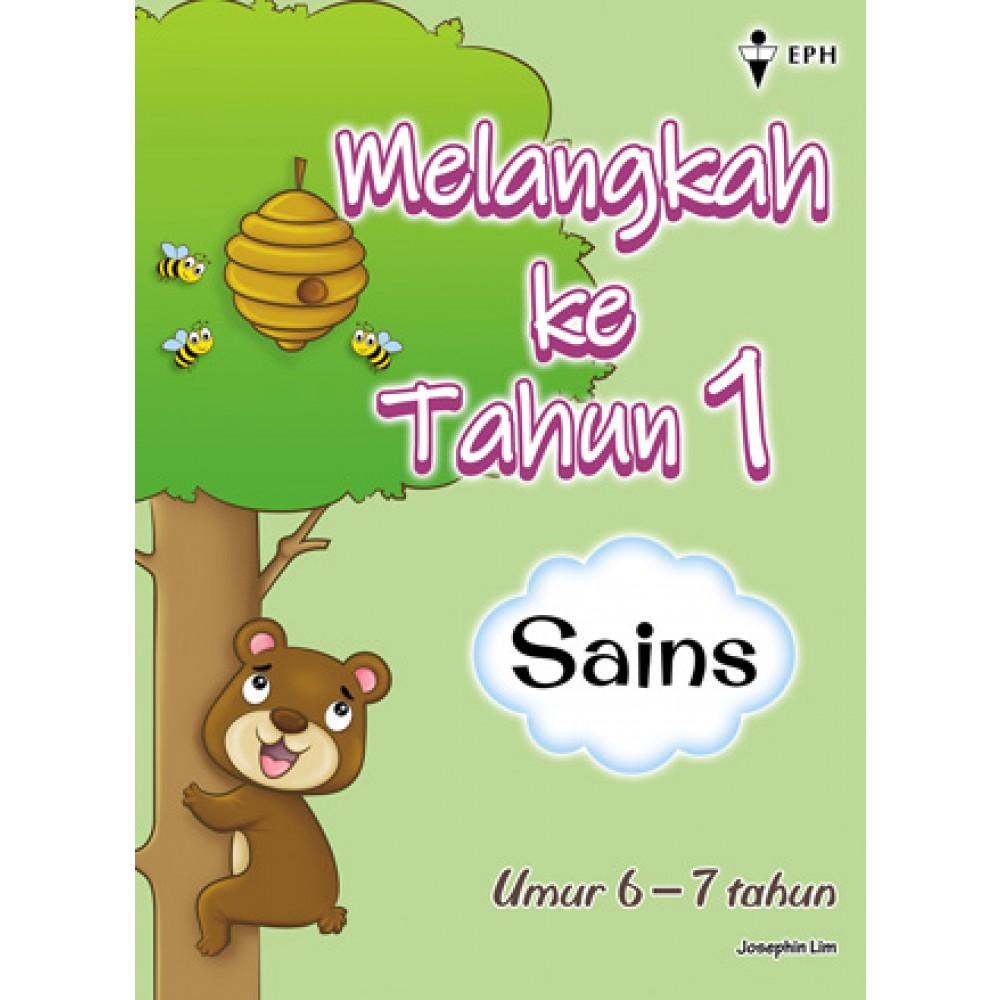 Melangkah ke Tahun 1 Sains (Bahasa Melayu)