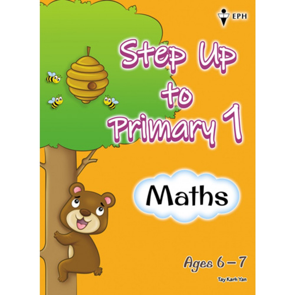 Step Up to Primary 1 Maths (English)