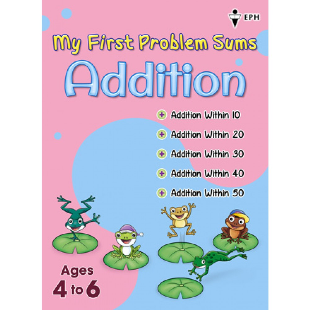 My First Problem Sums - Addition