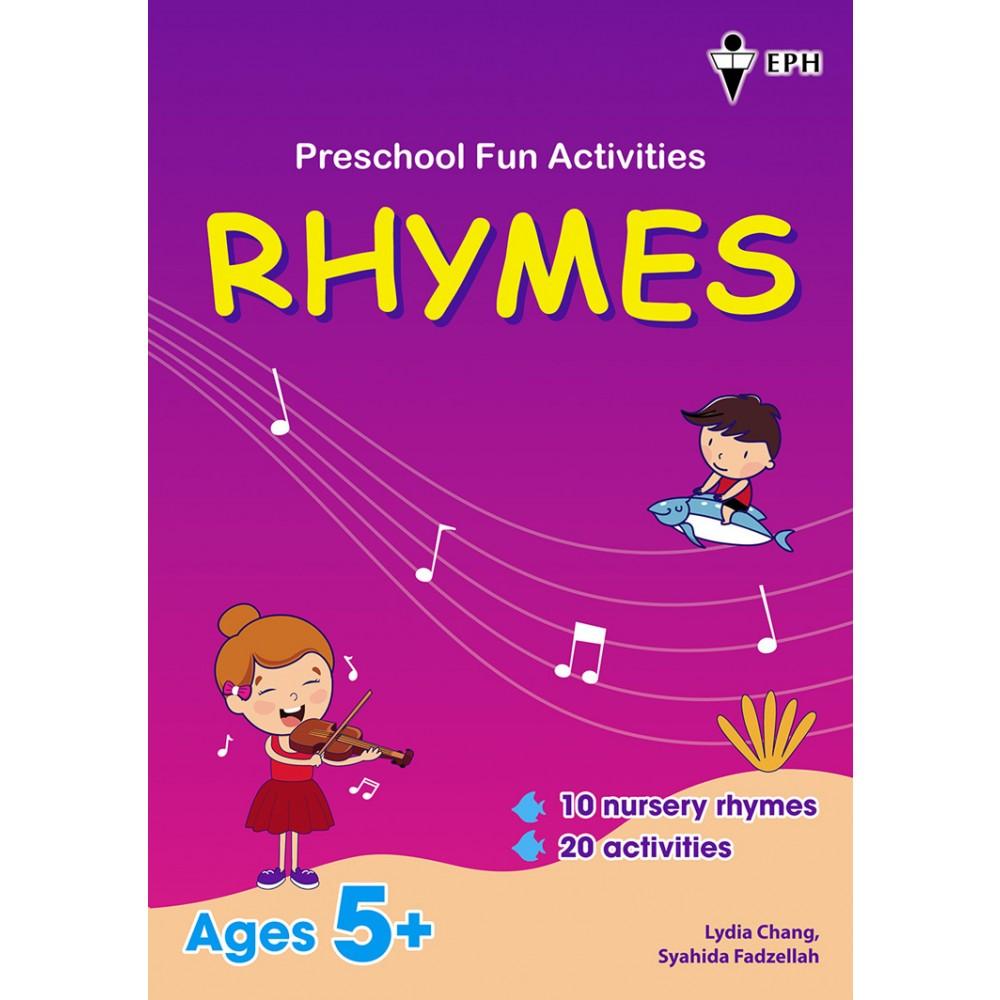 Preschool Fun Activities - Rhymes English