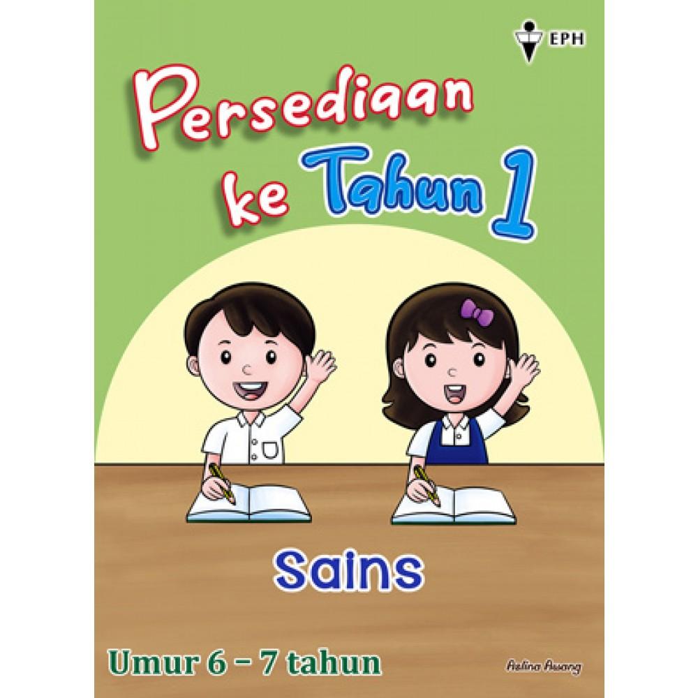 Persediaan ke Tahun 1 Sains (Bahasa Melayu)