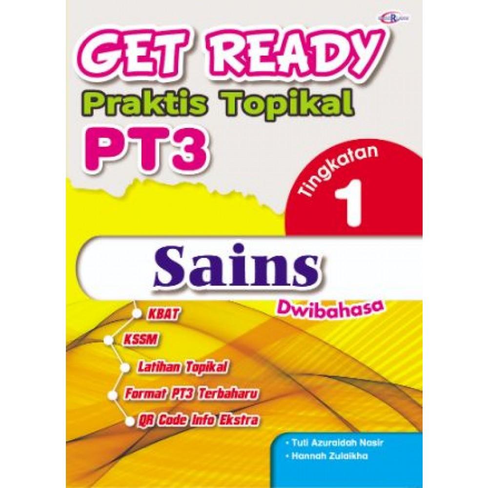 TINGKATAN 1 GET READY PRAKTIS TOPIKAL PT3 SAINS