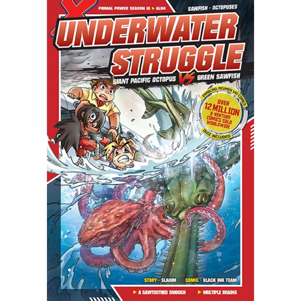 X-Venture Primal Power III 04 : Underwater Struggle