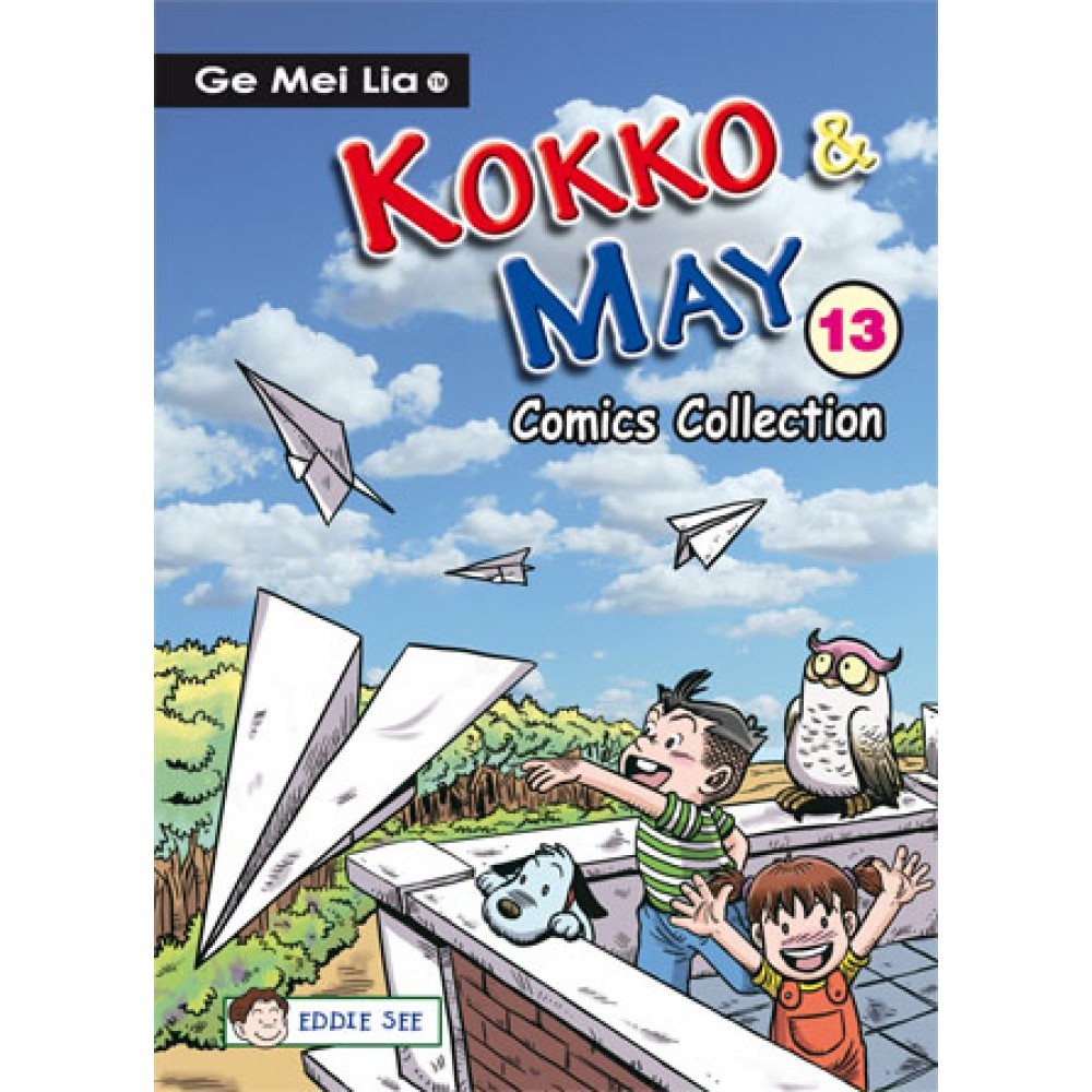 KOKKO & MAY COMMIC COLLECTION 13