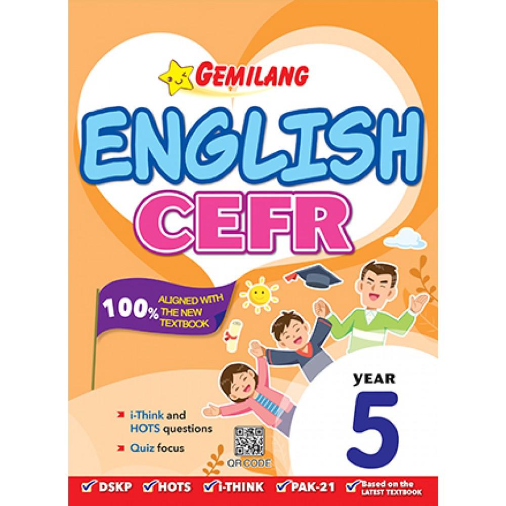 五年级 CEFR英文 < Primary 5 CERF English  >