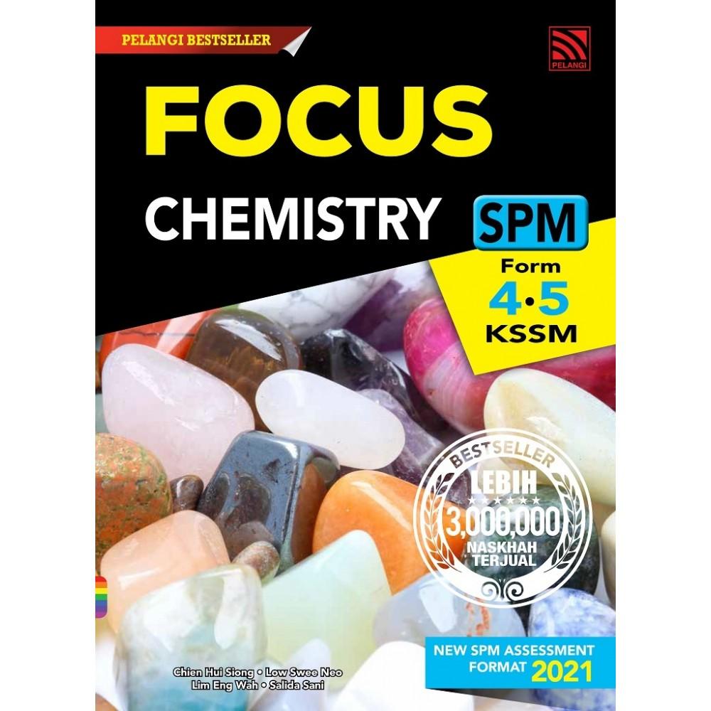 FOCUS SPM CHEMISTRY