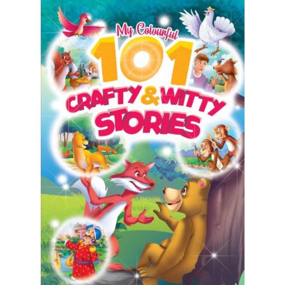 My Colourful 101 Crafty & Witty Stories
