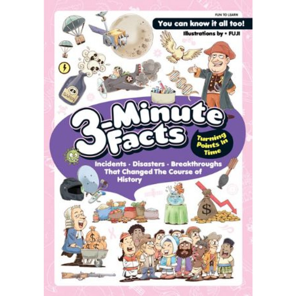 3-Minute Facts 11: Turning Points In Time