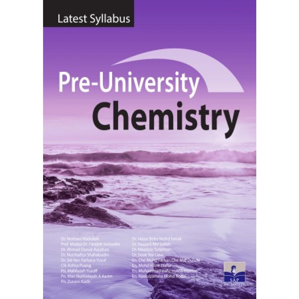 Pre-University Chemistry