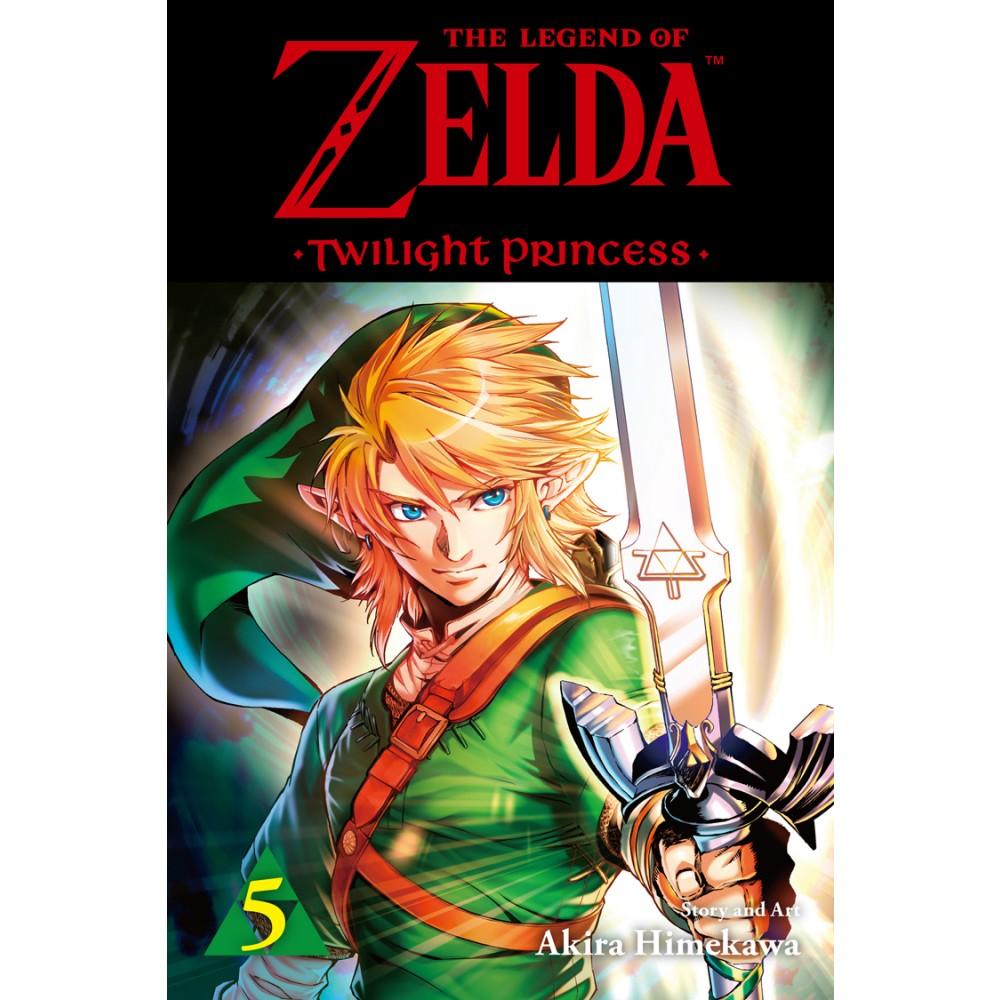 The Legend of Zelda #5