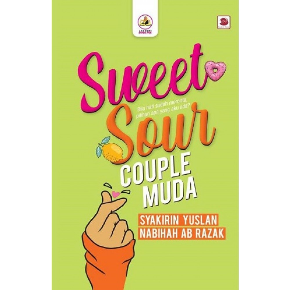 SWEET SOUR COUPLE MUDA