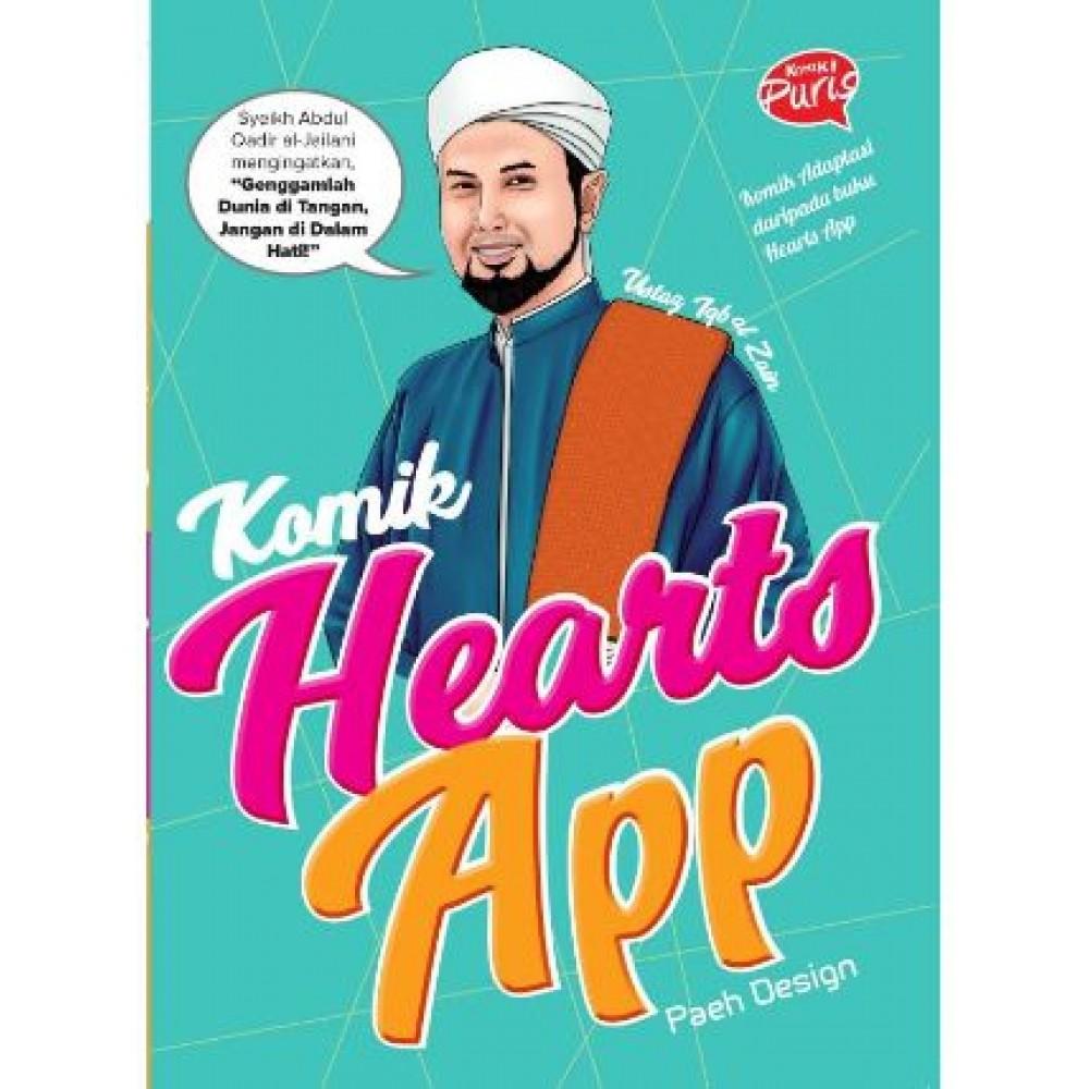 KOMIK HEARTS APP