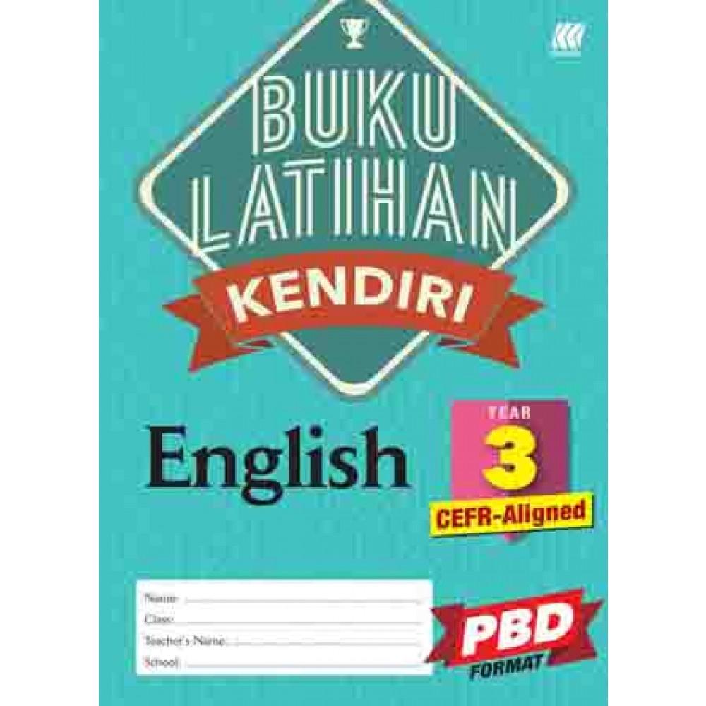 Tahun 3 Buku Latihan Kendiri English