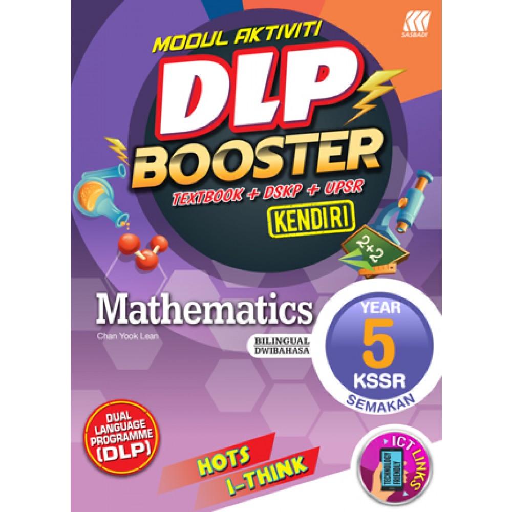 Tahun 5 Modul Aktiviti DLP Booster Mathematics (Bilingual)
