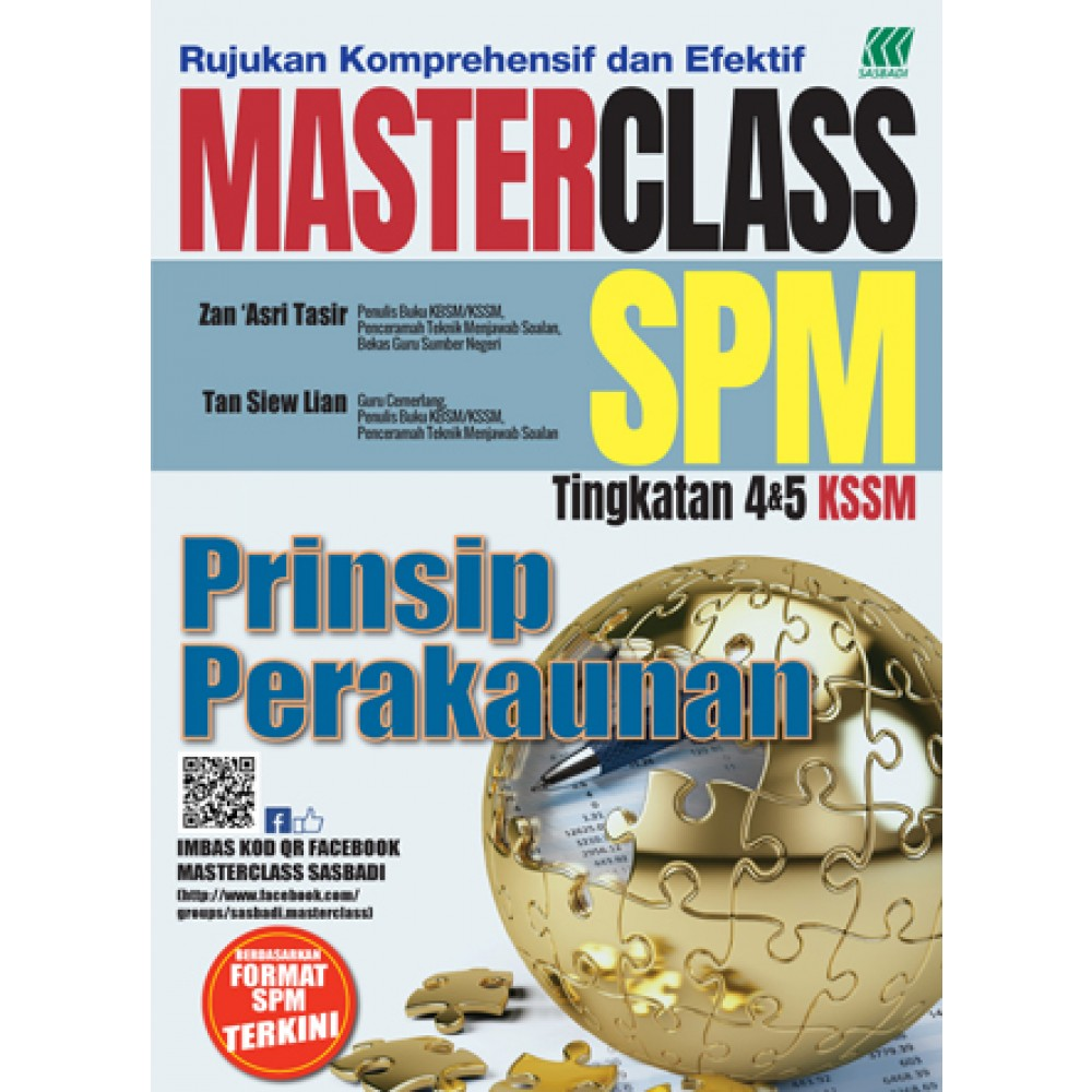 MASTERCLASS SPM PRINSIP PERAKAUNAN