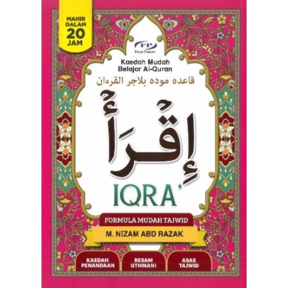 IQRA' MAHIR DALAM 20 JAM (BESAR)