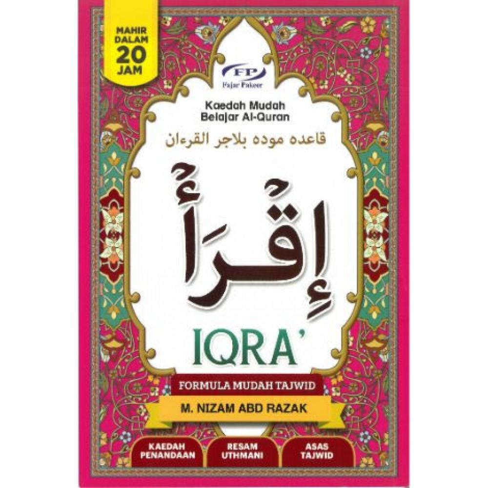IQRA' MAHIR DALAM 20 JAM (KECIL)