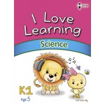 I Love Learning Science K1
