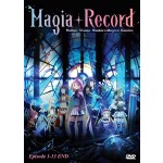 MAGIC RECORD MAHOU SHOUJO EP1-13END(DVD)