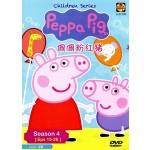 PEPPA PIG 佩佩粉红猪 SEASON 4 EP15-26 (DVD)
