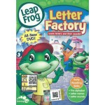 LEAPFROG-LETTER FACTORY BUNDLE(3DVD)