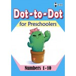 Dot-to-Dot for Preschoolers - Numbers 1-10