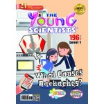 THE YOUNG SCIENTISTS LEVEL 1 ISSUE 196