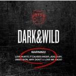 BTS 1st Album: Dark & Wild