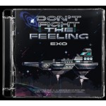 EXO - DON'T FIGHT THE FEELING (JEWEL CASE VER.)