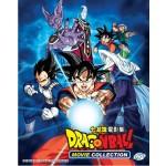DRAGON BALL MOVIE COLLECTION 七龙珠電影集 (7DVD)