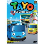 TAYO THE LITTLE BUS (DVD)