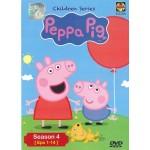 PEPPA PIG 佩佩粉红猪 SEASON 4 (DVD)