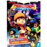 BOBOIBOY COLOURING VALUE PACK 1 (WITH COLOUR PENCILS)