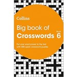 COLLINS BIG BOOK OF CROSSWORDS BK6