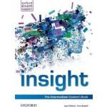 INSIGHT - PRE-INTER STUDENT BOOK