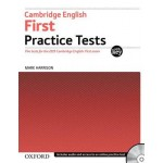 Cambridge English First Practice Tests: Tests With Key and Audio CD Pack: Four tests for the 2015 Cambridge English: First exam