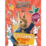PETER RABBIT MOVIE 2 COLOURING STICKER