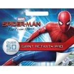 SPIDER-MAN GIANT ACTIVITY PAD