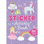 UNICORN MAGIC STICKER ACTIVITY BOOK