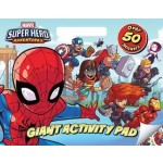 MARVEL SUPERHERO ADVENTURES GIANT ACTIVITY PAD