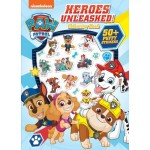 Paw Patrol Puffy Sticker Book