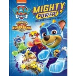PAW PATROL MIGHTY PUPS DELUXE COLOURING BK