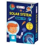 FACTIVITY SOLAR SYSTEM BOOK & KIT