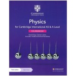 Cambridge International AS & A Level Physics Coursebook with Digital Access (2 Years) 3rd edition