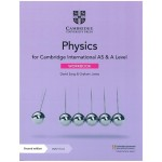 Cambridge International AS & A Level Physics Workbook with Digital Access (2 Years) 2nd Edition