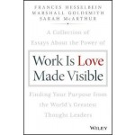 WORK IS LOVE MADE VISIBLE