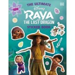 Disney Raya and the Last Dragon The Ultimate Sticker Book