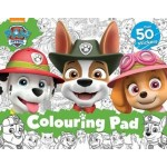 Nickelodeon PAW Patrol Colouring Pad: Over 50 Stickers
