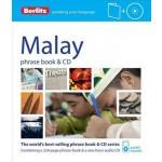 Berlitz Phrase Book & CD Malay